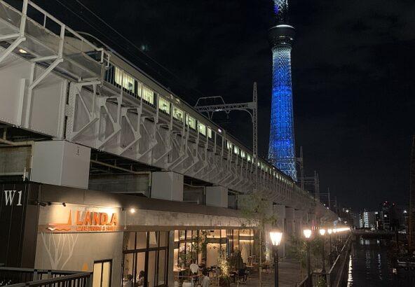 東京ミズマチ